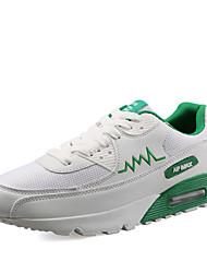 мужской спортивная обувь весна лето осень зима комфорт Пу открытой спортивная случайной шнуровку ходьба