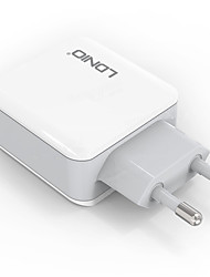Chargeur Portable Pour iPad Pour Téléphone Pour Tablette Pour iPhone 1 Port USB Prise EU