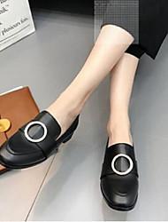 Women's Loafers & Slip-Ons Comfort PU Casual Low Heel