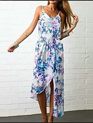Robe tropicale sexy
