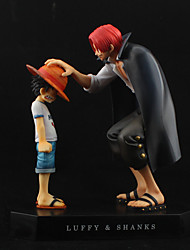 Anime Action Figures Inspired by One Piece Monkey D. Luffy PVC 18 CM Model Toys Doll Toy