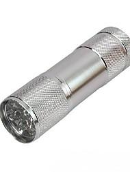 Lampes Torches LED LED Lumens Mode AAA Transport Facile Camping/Randonnée/Spéléologie Usage quotidien Extérieur