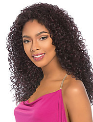 onda perverso frente perucas de cabelo perucas 100% cabelo remy humano laço para as mulheres