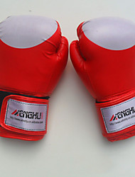 Boxing Gloves for Boxing Full-finger Gloves Breathable Wearproof Protective PUGloves
