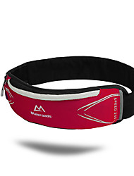 0.0008 L Others Waist Bag/Waistpack Wallet Cell Phone Bag Gym Bag / Yoga Bag Belt Pouch/Belt BagYoga Racing Leisure Sports Fitness
