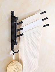 Towel Racks & Holders Neoclassical Stainless Steel