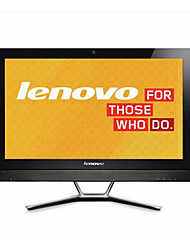 Lenovo All-In-One computador desktop C560 23 polegadas Intel i3 4GB RAM 1TB HDD gráficos discretos 2GB