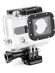 Protective Case Waterproof Housing Case Waterproof For Gopro 3Skate Snowmobiling Boating Kayaking Wakeboarding Diving & Snorkeling