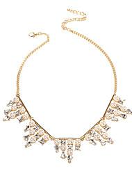 Femme Pendentif de collier Perle Forme Géométrique Perle Alliage Original Logo Pendant Blanc Gris Bijoux Pour Mariage Soirée 1pc