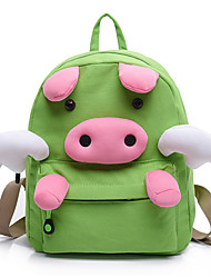 Kids Casual Backpack Canvas