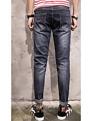 2017 весной и летом скот зона перекрыла японский первый джинсовые колготки ноги тонкий
