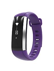 ELETM2 Bracelet d'Activité Android iOSEtanche Longue Veille Pédomètres Sportif Caméra Moniteur de Fréquence Cardiaque Fonction réveille