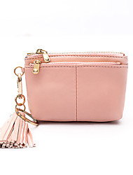 Women PU Casual Outdoor Wallet All Seasons