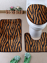 3 Piece Suit  The Creative Personality Of The Thickened Bedroom Door Mat Anti-skid Mat Carpet