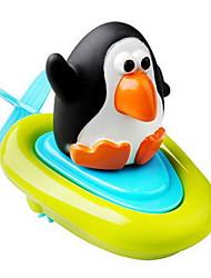 Игрушки для купания Модели и конструкторы Пингвин Пластик