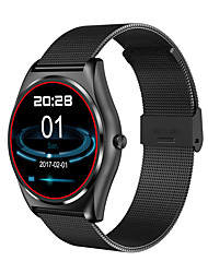 N3 MTK2502 Wireless Charging Sleep Heart Rate Monitoring Motion Meter Step Waterproof Bluetooth Smart Watch Compatible With Android IOS