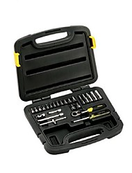 Stanley® 94-183-22 ferramenta do reparo do jogo da ferramenta do agregado familiar da chave de 25pcs 6.3mm