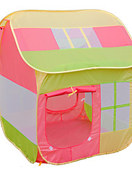 Children's Playhouse Indoor & Outdoor Fun & Sports Kid's Play House Pink