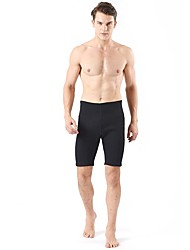 Men's 2mm Wetsuit Shorts Quick Dry Breathable Neoprene Diving Suit Shorts Bottoms-Diving Spring Summer Fashion
