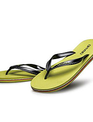 Men's Slippers & Flip-Flops Spring Comfort Light Soles Rubber Casual