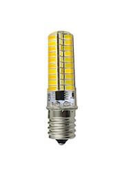 4W E17 Lâmpadas Espiga T 80 SMD 5730 360 lm Branco Quente Branco Frio Decorativa 110-120 V 1 pç