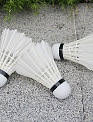 1 PCS Badminton Shuttlecocks Wearproof High Elasticity Durable for Goose Feather