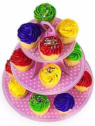 Supports Pour Gâteau For Chocolate Pour pain Pour Cupcake Pour Bonbons Bourgeonnant Papier Haute qualité