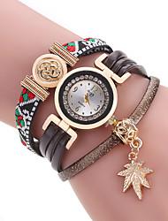 Women's Fashion Watch Bracelet Watch Casual Watch Quartz Fabric Band Charm Unique Creative Luxury Elegant Cool Casual Watches