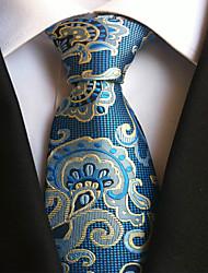 11 Kinds Polyester Silk Jacquard Tie Necktie for Men
