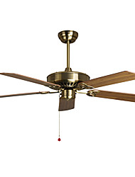 Ceiling Fan ,  Traditional/Classic Vintage Country Bronze Feature for Designers Metal Living Room Dining Room Study Room/Office Garage