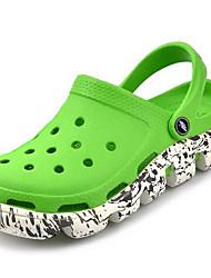 Sandales pour hommes ressorts trous chaussures chaussures chaussures casual
