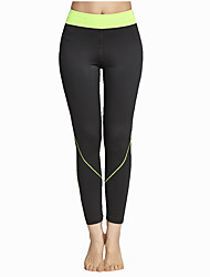 Yoga Pants Tights Breathable Soft Comfortable High Stretchy Sports Wear Women's Yoga Exercise & Fitness Leisure Sports