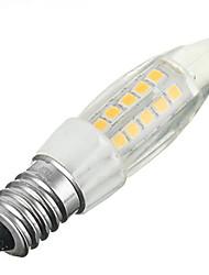 E14 Ampoules Maïs LED T 44 SMD 2835 200-300 lm Blanc Chaud Blanc Froid AC 100-240 V 1 pièce