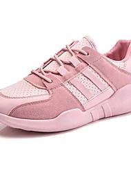 Männer athletische Schuhe Frühjahr Sommer Licht Sohlen Pu Outdoor Büro&Karriere athletische Casual Flat Ferse Lace-up läuft