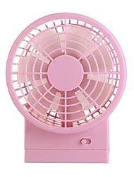 Nouveau grand ventilateur double feuille, mini ventilateur usb, ventilateur portable de bureau 5 pouces, ventilateur portable créatif