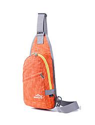 Shoulder Bag for Leisure Sports Cycling/Bike Jogging Fitness Traveling Running Sports BagWaterproof Rain-Proof Waterproof Zipper Wearable