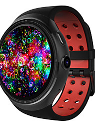 YY Z10 Multifunction Smart Bracelet/Smart Watch/Bluetooth 4.0 MTK6580 1.3GHz Quad-core 1GB/16GB Smart Watch Phone with Wifi/Sim/GPS