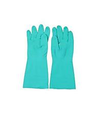Ansel / ansell стойкость к растворителям нитрил-бутадиен стекающие хлопчатобумажные перчатки азиатская версия / 1 пара