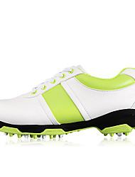 Повседневная обувь Обувь для игры в гольф Жен. Противозаносный Быстровысыхающий Дышащий Износостойкий Низкое голенище РезинаСпорт в
