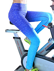 Fengtu Yoga Tights Leggings Breathable Wearable Anti-skidding/Non-Skid/Antiskid Durable High Elasticity Sports Wear Women'sYoga Pilates Exercise