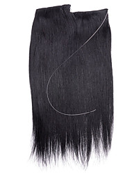 16Secret Wire Flip In Human Hair Extensions Hair Extension 80g(28cm width)