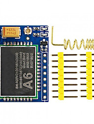 Gprs a6 mini serial gprs gsm módulo core developemnt bordo