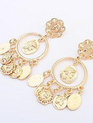 Earrings Set Jewelry Euramerican Fashion Personalized Alloy Jewelry Jewelry For Wedding Special Occasion 1 Pair