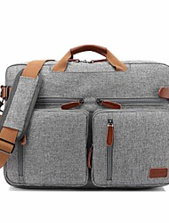 17.3 inch Business Laptop Multifunctional Handbag Backpack Shoulder Bag Notebook Bag for Dell/HP/Lenovo/Sony/Acer/Surface etc