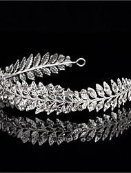 Rhinestone liga headpiece-casamento ocasião especial tiaras headbands 1 peça