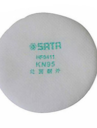 Star KN95 Particle Filter Cotton Protective Cotton Particulate Filter Filter Paper (Large) /1