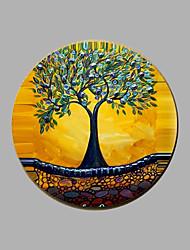 Hand-Painted Modern LandScape Oil Painting Three Panel Canvas Oil Painting Multi Split Oil Painting