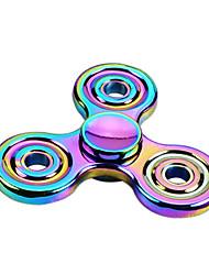Handkreisel Handspinner Spielzeuge Tri-Spinner Metall EDCStress und Angst Relief Büro Schreibtisch Spielzeug Lindert ADD, ADHD, Angst,