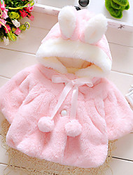 Baby Going out Casual/Daily Holiday Solid Down & Cotton Padded,Cotton All Seasons-