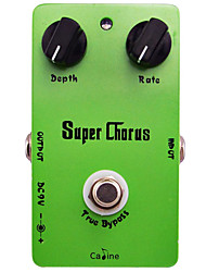 Caline CP-13 Super Chorus High Frequency Guitar Effect Pedal True Bypass